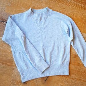 Madewell crew sweater XS